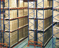 Selective Pallet Racking Adjustable Pallet Racking